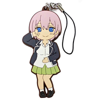 Rubber Strap - Gotoubun no Hanayome (The Quintessential Quintuplets) / Nakano Ichika