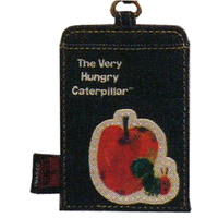 Commuter pass case - The Very Hungry Caterpillar