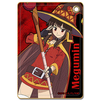 Commuter pass case - KonoSuba / Megumin