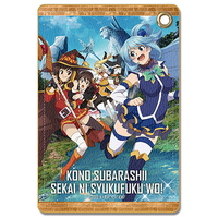 Commuter pass case - KonoSuba