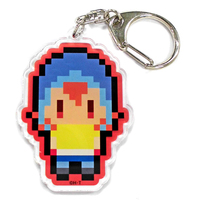 Acrylic Key Chain - Digimon Adventure