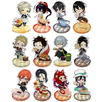 (Full Set) Acrylic stand - Bungou Stray Dogs