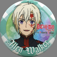 Trading Badge - D.Gray-man / Allen Walker