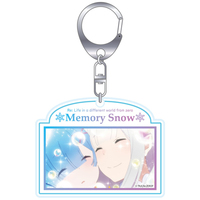 Trading Acrylic Key Chain - Re:ZERO / Rem