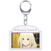 Trading Acrylic Key Chain - Re:ZERO / Emilia