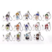 (Full Set) Key Chain - King of Prism by Pretty Rhythm