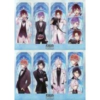 (Full Set) Bookmarker - DIABOLIK LOVERS