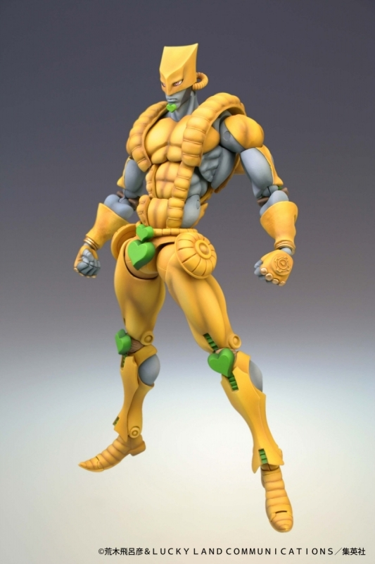 Super Action Statue - Jojo Part 3: Stardust Crusaders