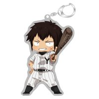 Acrylic Key Chain - Ace of Diamond / Todoroki Raichi