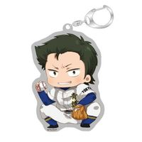Acrylic Key Chain - Ace of Diamond / Kuramochi Youichi