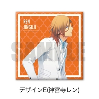 Cushion Cover - UtaPri / Ren Jinguji