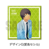 Cushion Cover - UtaPri / Cecil Aijima