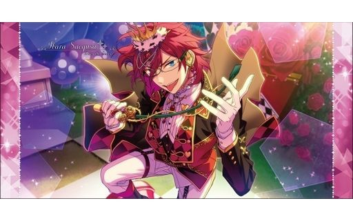 Bath Towel - Ensemble Stars! / Saegusa Ibara