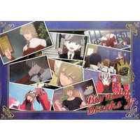 Place mat - TIGER & BUNNY / Barnaby Brooks Jr.