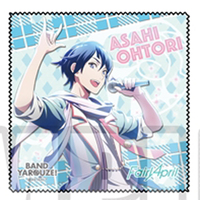 Glasses Cleaner - Band Yarouze! (Banyaro!) / Ootori Asahi (Banyaro!)