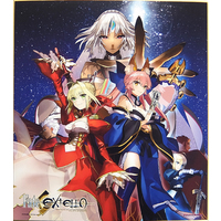 Illustration Panel - Fate/EXTELLA