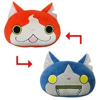 Cushion - Youkai Watch / Jibanyan & Robonyan