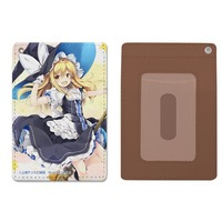 Commuter pass case - Touhou Project / Kirisame Marisa