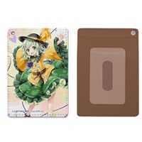 Commuter pass case - Touhou Project / Komeiji Koishi
