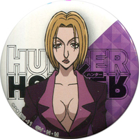 Badge - Hunter x Hunter / Kurapika