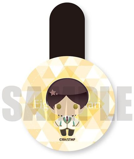 Glass marker - Cable Clip - Star-Myu (High School Star Musical) / Sawatari Eigo (Star-Mu)