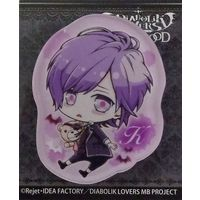 Acrylic Badge - DIABOLIK LOVERS / Sakamaki Kanato