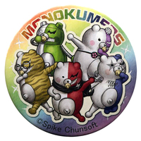 Badge - Danganronpa / Monokuma