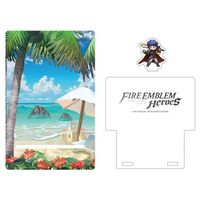 Smartphone Stand - Acrylic stand - Fire Emblem Series / Ike