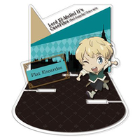 Acrylic stand - The Case Files of Lord El-Melloi II / Flat Escardos