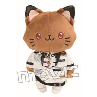 Sleep Shade - Plush Key Chain - withCAT - Tsukiuta / Kannazuki Iku
