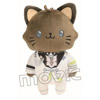 withCAT - Plush Key Chain - Sleep Shade - Tsukiuta / Nagatsuki Yoru
