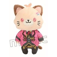 withCAT - Plush Key Chain - Sleep Shade - Tsukiuta / Kisaragi Koi