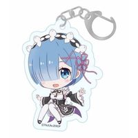 Acrylic Key Chain - Re:ZERO / Rem
