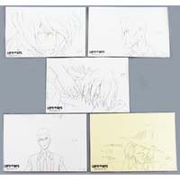 Original Drawing - Illustration Sheet - Lupin III / Ishikawa Goemon