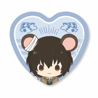 Heart Badge - Bungou Stray Dogs / Dazai Osamu