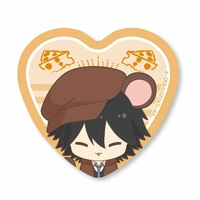 Heart Badge - Bungou Stray Dogs / Edogawa Ranpo