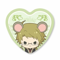 Heart Badge - Bungou Stray Dogs / Kunikida Doppo