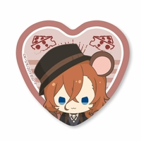 Heart Badge - Bungou Stray Dogs / Nakahara Chuuya