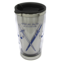 Tumbler, Glass - Acrylic stand - Sword Art Online