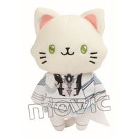Plush Key Chain - withCAT - Tsukiuta / Shimotsuki Shun