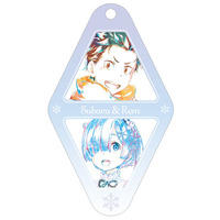Ani-Art - Re:ZERO / Rem & Subaru