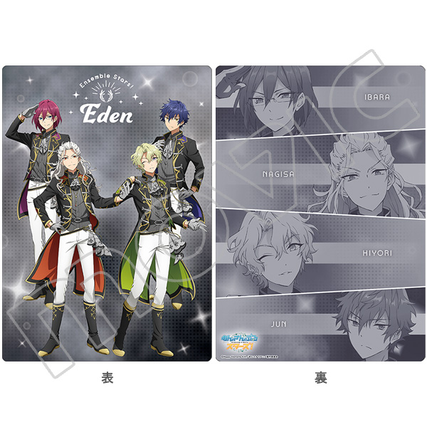 Plastic Sheet - Ensemble Stars! / Eden