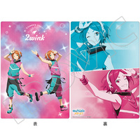 Plastic Sheet - Ensemble Stars! / 2wink