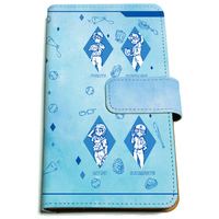 Smartphone Wallet Case for All Models - GraffArt - Ace of Diamond