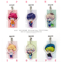 Acrylic Key Chain - A3!