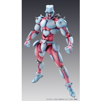 Super Action Statue - Jojo no Kimyou na Bouken / Jyosuke & Crazy Diamond