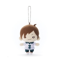 Plush Key Chain - Haikyuu!! / Futakuchi Kenji