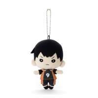 Plush Key Chain - Haikyuu!! / Kageyama Tobio