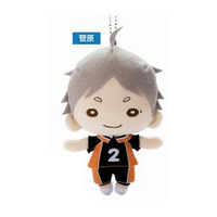 Plush Key Chain - Haikyuu!! / Sugawara Koushi
