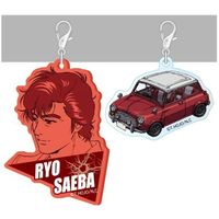 Acrylic Charm - City Hunter / Saeba Ryou